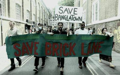 Towards a New Civic East End #SAVEBRICKLANE
