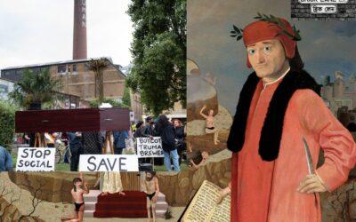 Brick Lane, Truman & the Council: An East End Divine Comedy